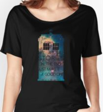 We Are All Stories Women's Relaxed Fit T-Shirt