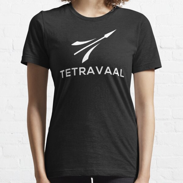 Chappie - TetraVaal logo (white) Essential T-Shirt