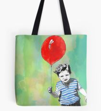 The art of being a child Tote Bag