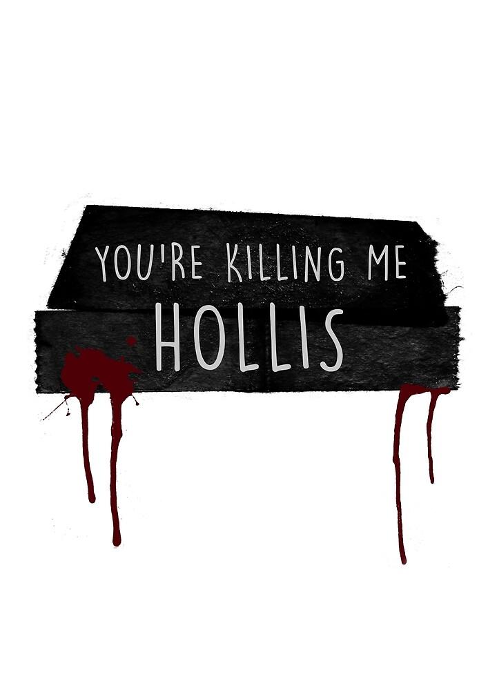 """You're Killing Me Hollis"" - Carmilla Karnstein 2 by basketontheroll"