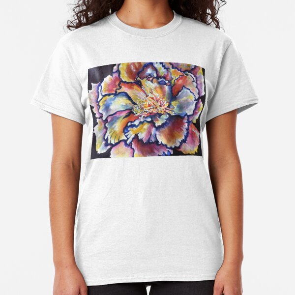 Blooming Color Classic T-Shirt