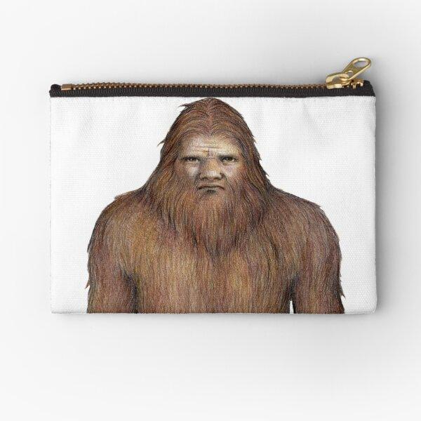 Bigfoot  Zipper Pouch