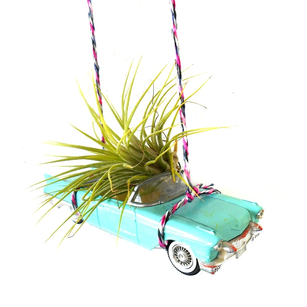 Toy Car Airplant  by hipaholic