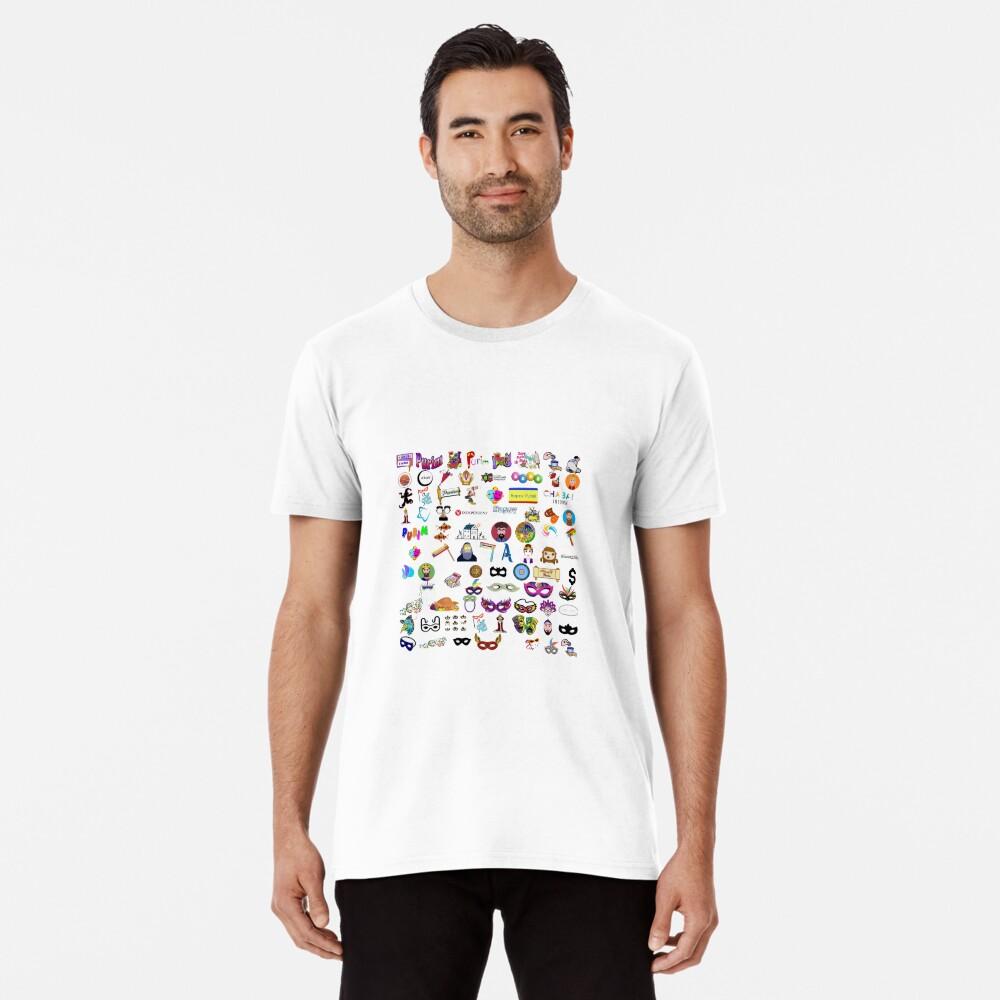 #Purim #Jewish #holiday #commemorates #saving #people Premium T-Shirt