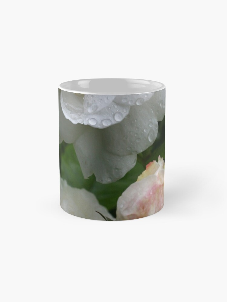 Alternate view of English Rose Winchester Cathedral Mug