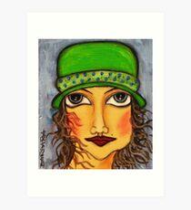 Renae Art Print