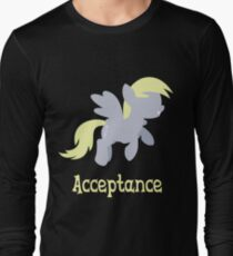 Derpy - Acceptance Long Sleeve T-Shirt