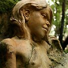 Young Girl, William Ricketts Sanctuary by Leigh Penfold