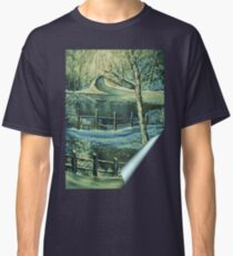 'Winters Freeze - Silent Beauty' Classic T-Shirt