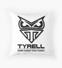 Blade Runner - Tyrell Corporation Logo Throw Pillow