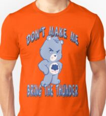 Grumpy Care Bear - Bring the Thunder Unisex T-Shirt