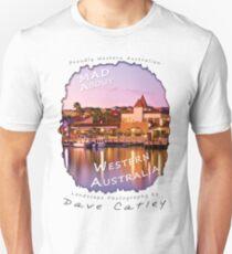 Dave Catley Landscape Photographer - Fine Art T-Shirt (Mindarie Marina) T-Shirt