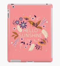 Vinilo o funda para iPad Hola Luz de sol