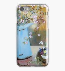 Catkins and Blossom iPhone Case/Skin