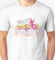 Penelope Pitstop - Penelope's Pitstop T. Unisex T-Shirt
