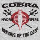 GI Joe - Cobra Command Gear: Hydro Vipers by Gregory Colvin
