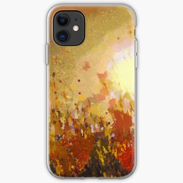 Autumn Sun iPhone Soft Case