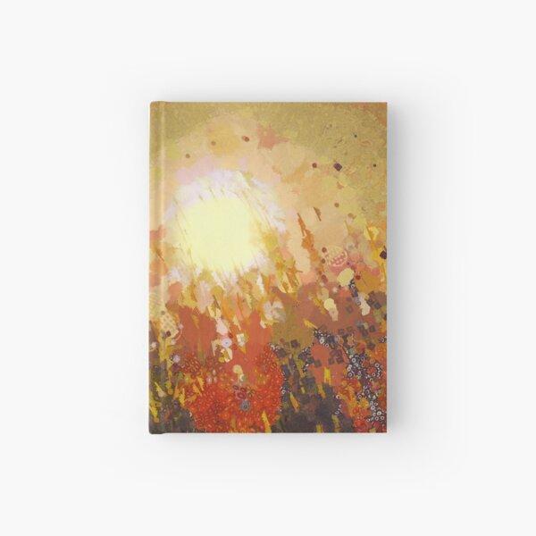 Autumn Sun Hardcover Journal