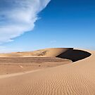 Barchane Dune | Namibia by Olwen Evans
