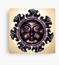 SUN 1 Canvas Print