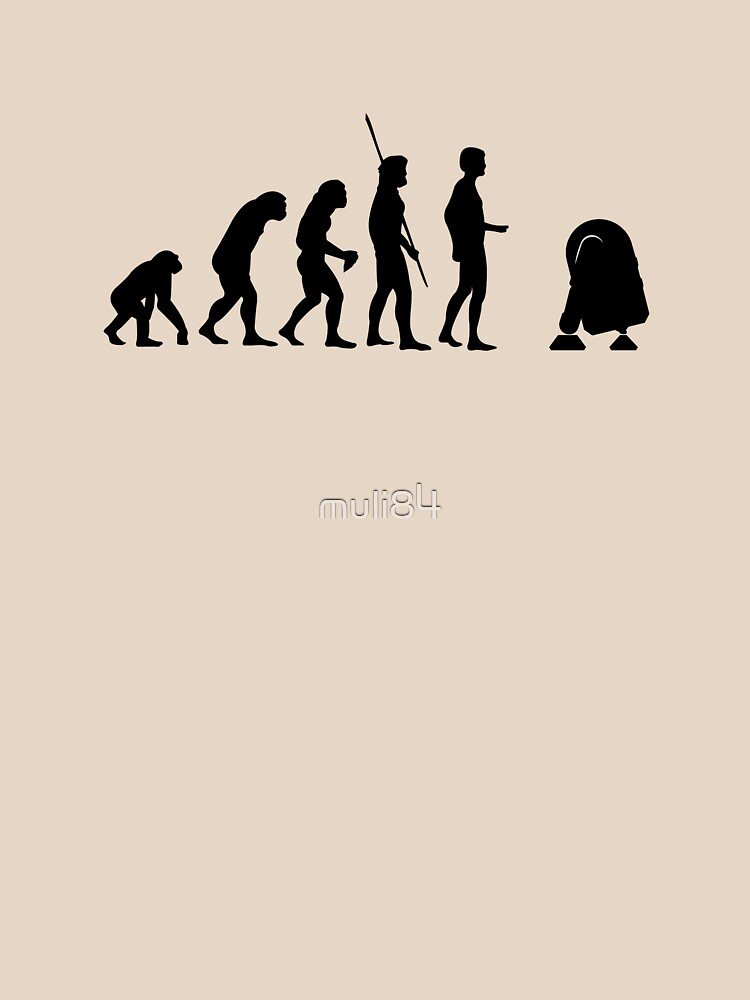evolution robot by muli84
