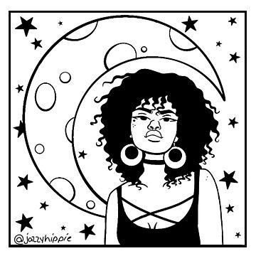 Moon Child by jazzyhippie