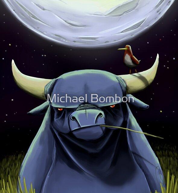 The Moody Blues by Michael Bombon