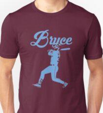 Bryce Harper Phillies - Blue Stencil Unisex T-Shirt