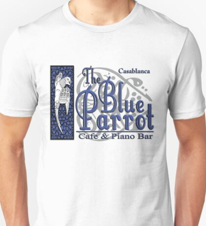 Casablanca - The Blue Parrot T-Shirt