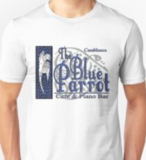 Casablanca - The Blue Parrot Unisex T-Shirt