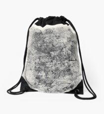 Series Nightmare #4 - Oh my...! - Monotype Drawstring Bag