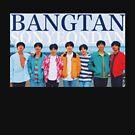 BTS KPOP BANGTAN SONYEONDAN von ANNA ♥