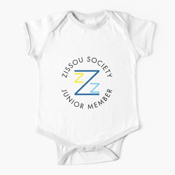 Zissou Society Junior Member Short Sleeve Baby One-Piece