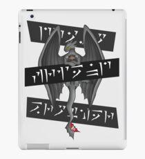 Dragon, Friend, Brother iPad Case/Skin