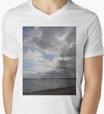 Portobello Beach 1 V-Neck T-Shirt