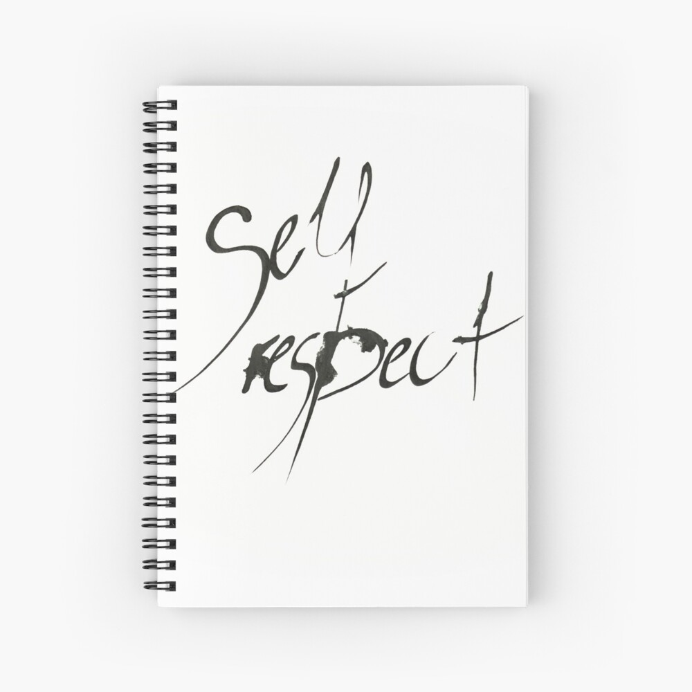 Self Respect Spiralblock