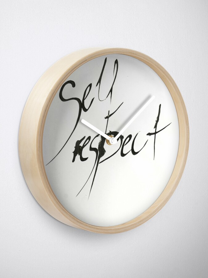 Alternative Ansicht von Self Respect Uhr