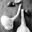 Garlic by Steve Outram