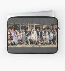 Swimsuit Parade, Seal Beach, California July 14th 1918 Laptop Sleeve