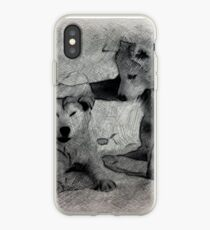 Amor canino iPhone-Hülle & Cover