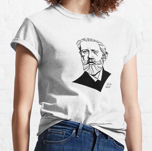 Pyotr Tchaikovsky Classic T-Shirt