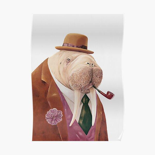Walrus Poster