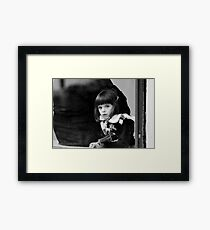 OnePhotoPerDay Series: 105 by L. Framed Print