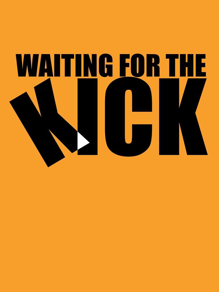 Inception - Waiting for the kick -  by bleedart