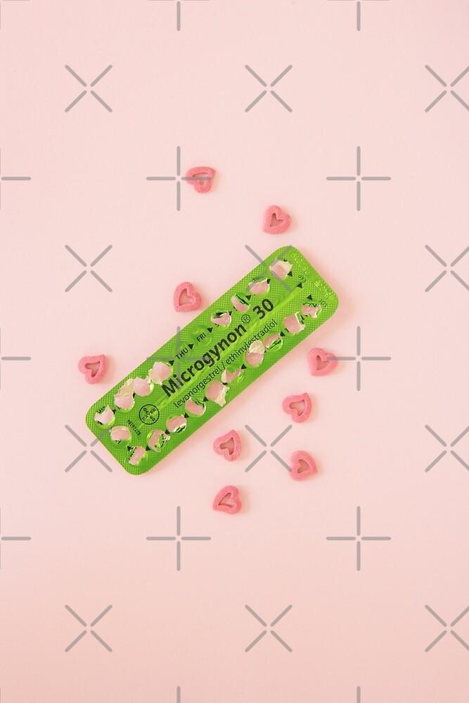 The Pill by amberflykezzie