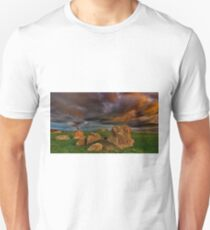 """Tempest At The Rocks"" T-Shirt"