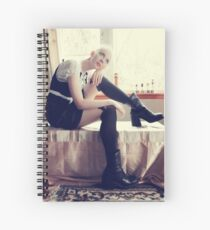 Domesticated Cosplayer Spiral Notebook