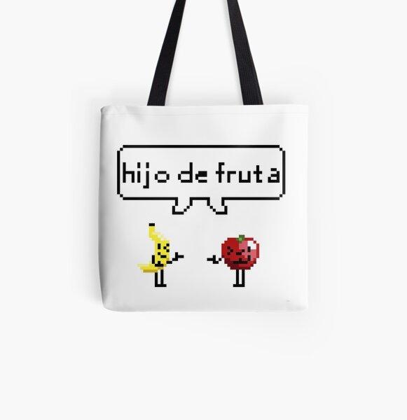 Collar con sabor a fruta piña-Acrílico