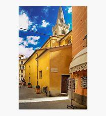 Lerici - San Rocco Church Photographic Print