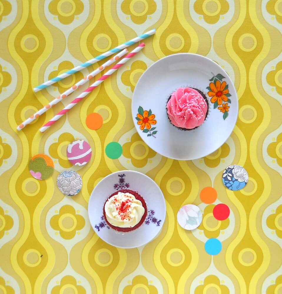 Cupcake Party by hipaholic